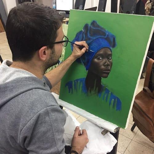קורס ציור ורישום