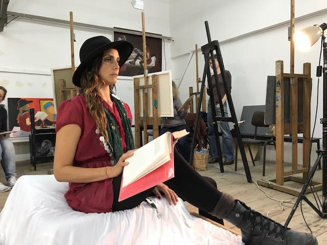 לימודי ציור במכון אבני