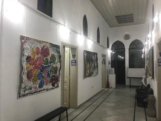 נפתחה הגלריה הלימודית