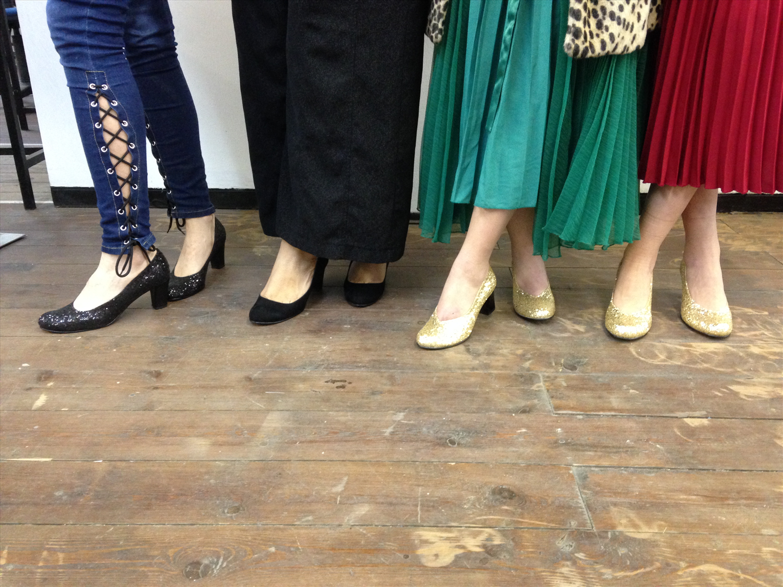 הסתיים קורס ראשון בעיצוב נעלים