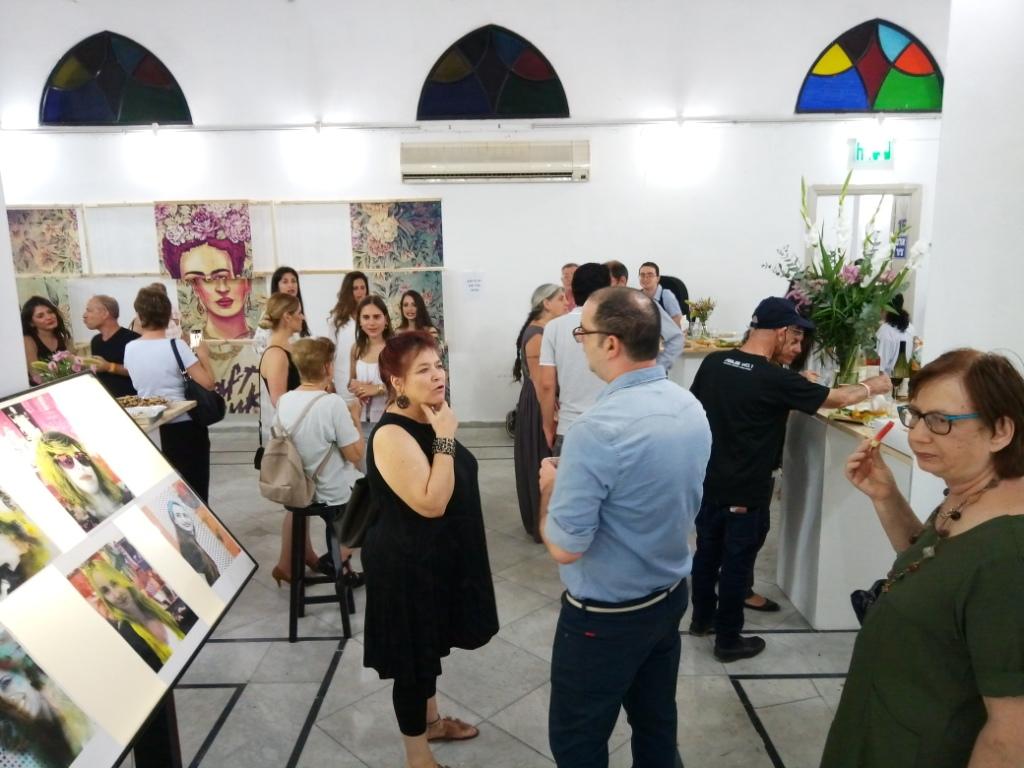 תערוכת בוגרים 2018
