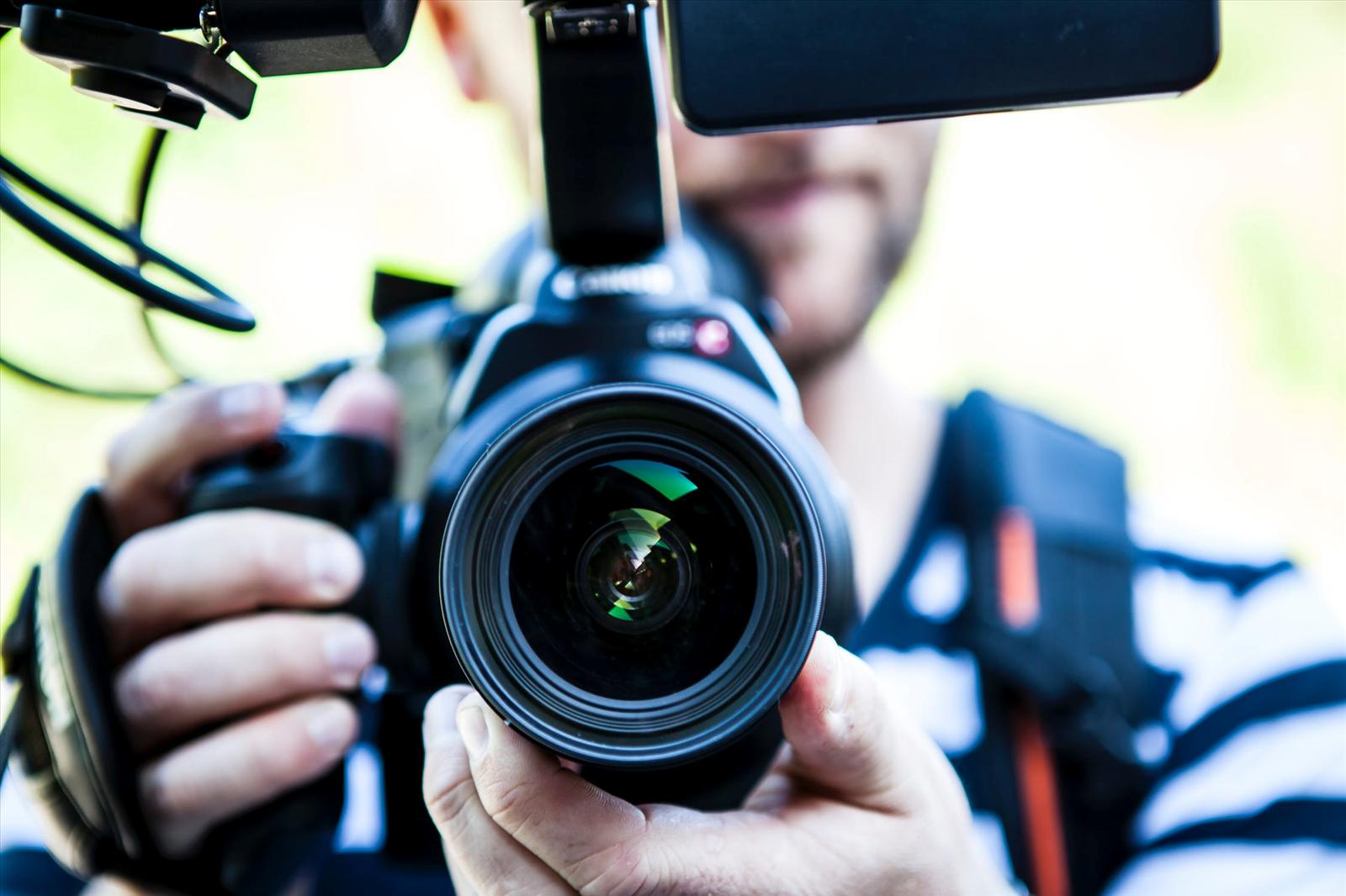 קורס צילום ועריכת סרטים