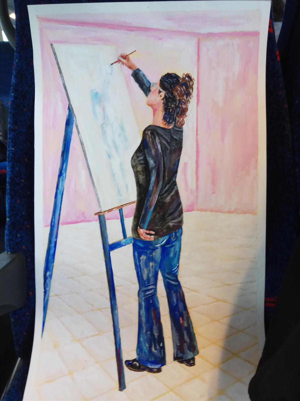 קורס רישום וציור למתקדמים