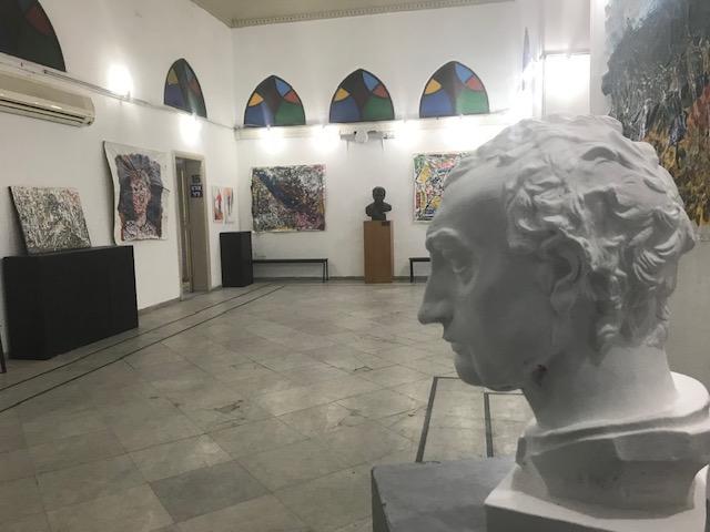 תערוכה של בוגרי קורס בגלריה הלימודית