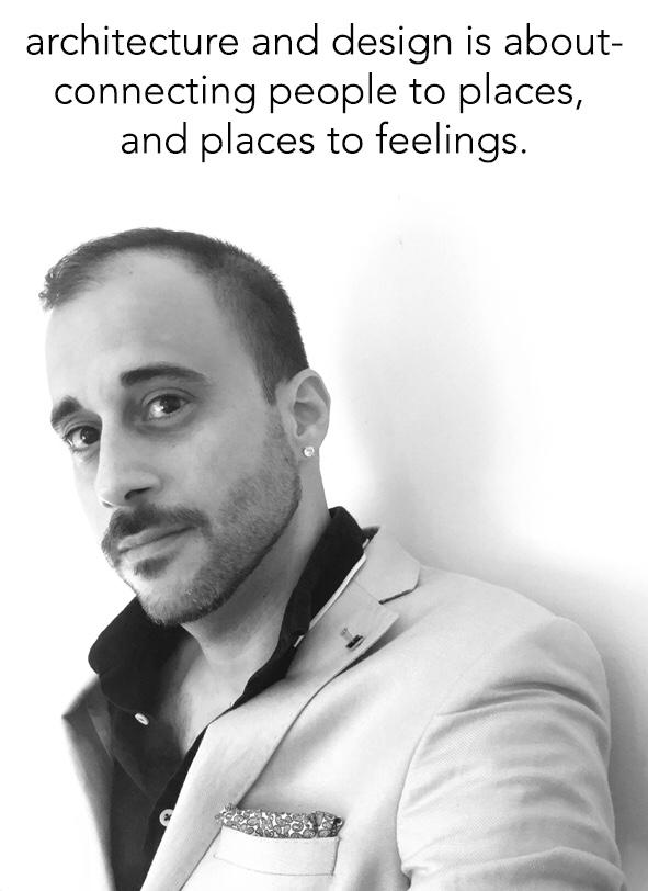 אלחנן מנדל - מרצה וראש המחלקה לעיצוב פנים
