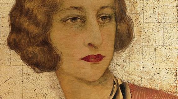 תמונת אמנות של אישה