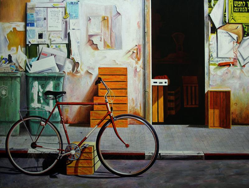 מציוריו של גוסטבו