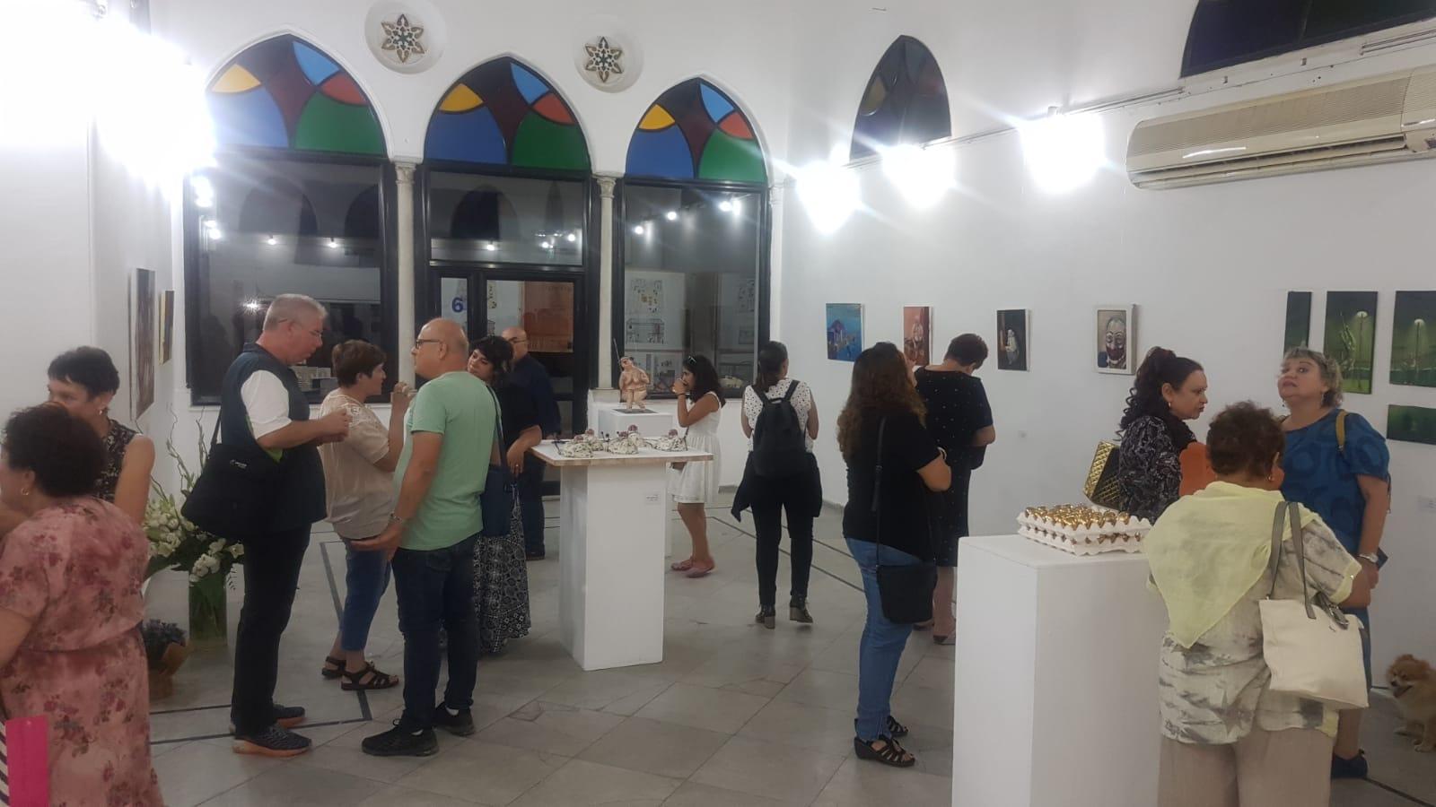 הגלריה הלימודית - לימודי אמנות | לימודי אומנות